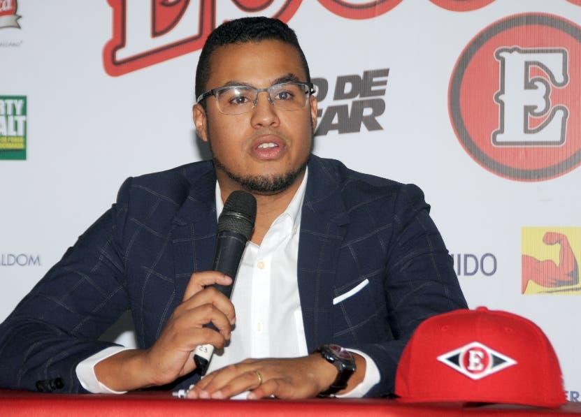 José Gómez confirma a Luis Rojas como mánager del Escogido