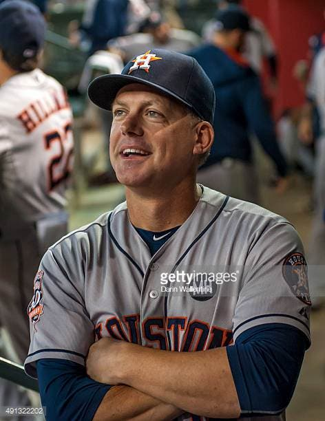A.J. Hinch (Foto: Getty Image)