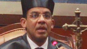 Francisco Ortega, juez de la Suprema Corte.  archivo