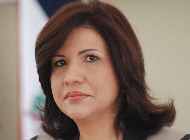 Margarita Cedeño  pidió respeto para Faride.