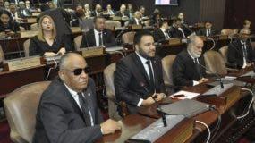 La iniciativa de Luis abinader fue acogida en la Cámara de Diputados.  ARCHIVO.