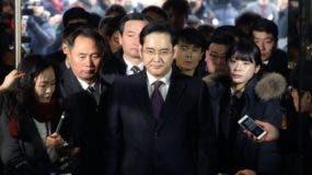 Lee Jae-Yong es el vicepresidente de Samsung