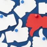"""El botón de """"me gusta"""" es ua de las opciones más usadas por los usuarios de la red social Facebook."""
