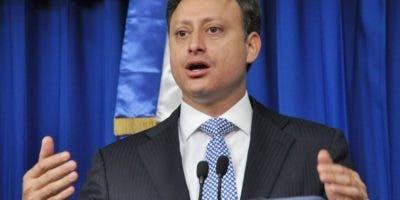 Jean Alain Rodríguez, procurador general de la República.