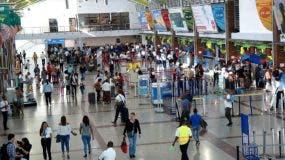 aeropuerto, las americas, punta cana