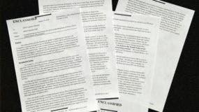 Después de que el presidente Donald Trump desclasificó el memorando, el Comité de Inteligencia de la Cámara liderado por republicanos lo liberó basándose en información clasificada que alega que el FBI abusó de los poderes de vigilancia del gobierno Interferencia electoral rusa. (AP Photo / Susan Walsh)