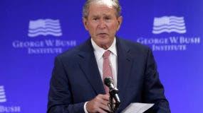 George W. Bush (AP Foto/Seth Wenig, Archivo)