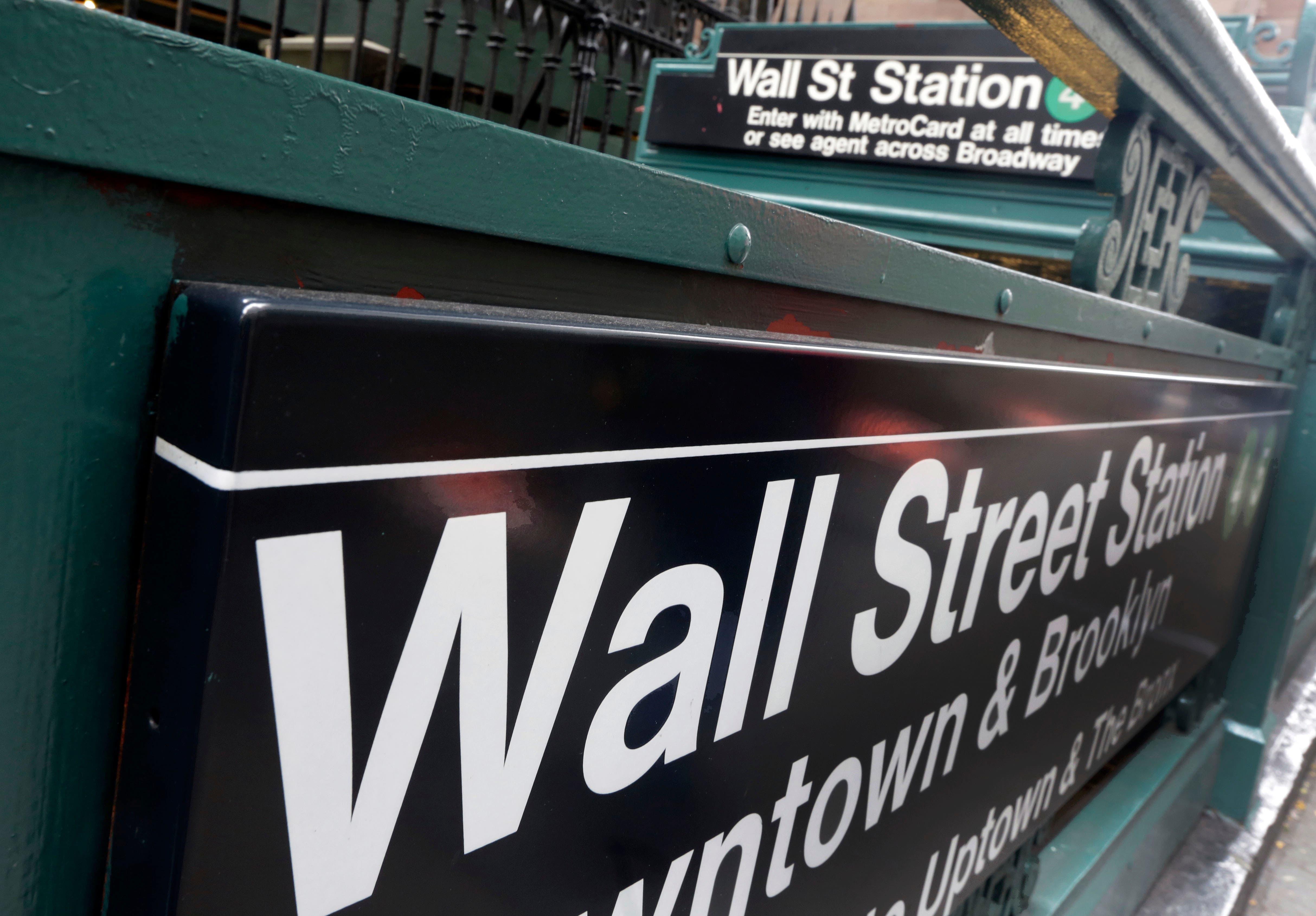 Wall Street acumula tres jornadas consecutivas al alza