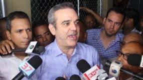 Luis Abinader asegura que su propuesta de acuerdo puede dar inicio a una etapa de entendimiento entre los partidos.
