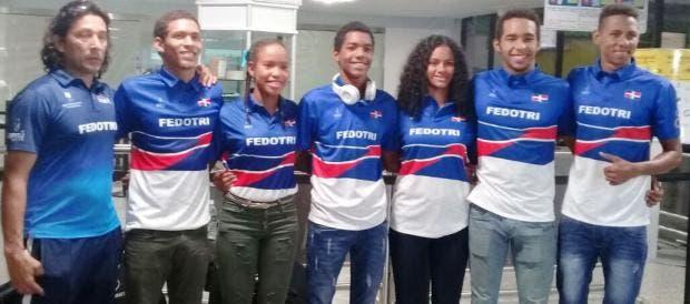 República Dominicana, con siete atletas en la IV Copa Panamericana de Triatlón