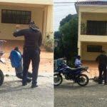 Residentes en Puerto Plata calificaron con un abuso el uso de la fuerza para retirar de las calles a las vendedoras extranjeras.