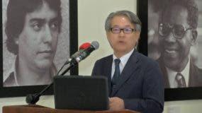 Embajador japonés, Hiroyuki Makiuchi