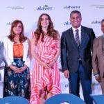José Francisco Deschamps , Irlonca Tavárez,Miralba Ruiz, Francisco Vásquez y Alberto Rodríguez.