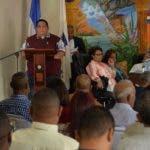 Rafael Hidalgo ofrece detalles de la actividad.