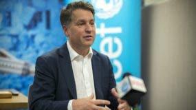 Justin Forsyth se convirtió en director ejecutivo adjunto de Unicef en 2016. Fuente externa.