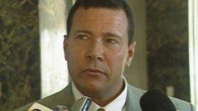 Foto de archivo del general Virgilio Sierra Pérez, exjefe de la Fuerza Aérea Dominicana en el período 2000-2004.