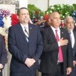 Prieto habló al encabezar una ofrenda floral en el Altar de la Patria.