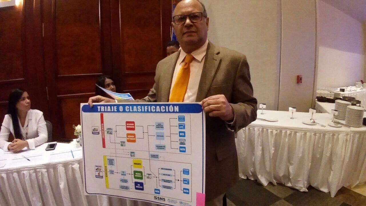 Rodríguez Monegro dice SP solo categorizó resolución de sanciones por mortalidad materna e infantil