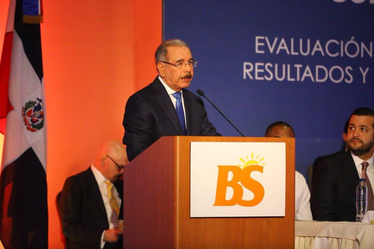 Danilo Medina: Banca Solidaria es la versión urbana de las visitas sorpresa