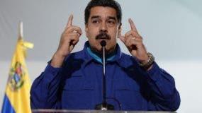 Nicolás Maduro, presidente de Venezuela. Foto de archivo.