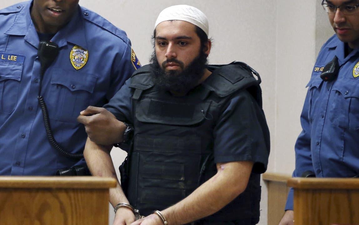 Cadena perpetua para terrorista de Nueva York
