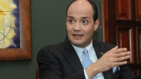 Ramfis Domínguez Trujillo renunció hoy del PDI y dijo que se lanzará como candidato independiente.
