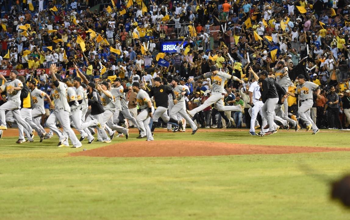 Las Águilas Cibaeñas buscan su sexto título en la Serie del Caribe
