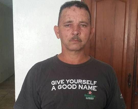 Domingo Miguel Padilla fue apresado en Altamira.