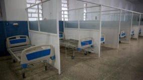 A la situación de la escasez de medicinas se suma también la falta de materiales médicos y las condiciones en las que se encuentran los hospitales, algo que ha sido denunciado por ONGs y por la oposición venezolana en el marco del diálogo político que se desarrolla en República Dominicana. EFE/Archivo