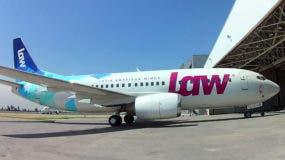 Aerolinea LAW inicio vuelos Concepcion Santiago con pasajes en oferta.