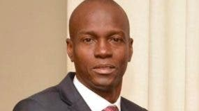 El presidente de Haití Jovenel Moïse. Foto de archivo.