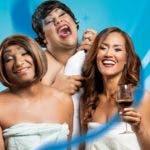 Manolo Ozuna, Helen Perdomo y Jan Carlos Pichardo conforman el elenco.  Fuente externa.