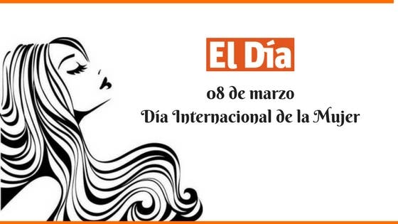 08 de marzo: hoy se conmemora el Día Internacional de la Mujer