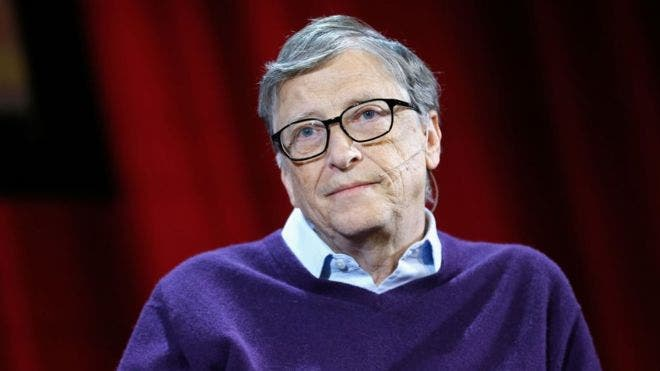 Derechos de autor de la imagenGETTY IMAGES Image caption Bill Gates dijo que la falta de control es uno de los principales problemas de las criptomonedas.