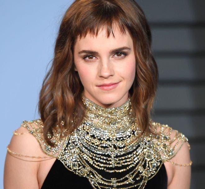 Emma Watson decidió contestar a las críticas en clave de humor.