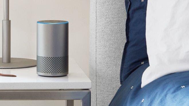 Hay algo que le parece gracioso a Alexa, pero nadie sabe qué es. Foto: Amazon.