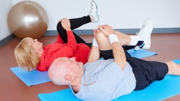 Los músculos sanos y en forma tienen menos tendencia a deteriorarse con el tiempo.
