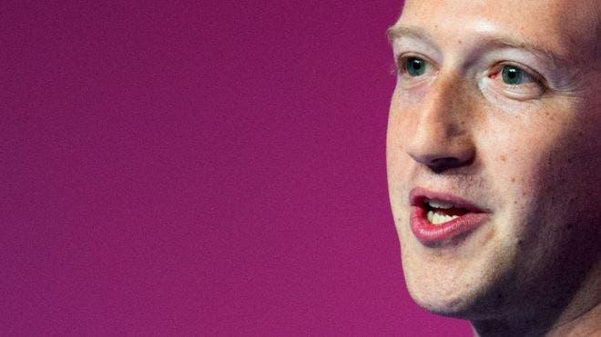 El director ejecutivo de Facebook aún no hizo ningún pronunciamiento público desde que se destapó el escándalo de Cambridge Analytica.