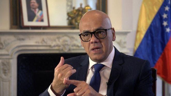 Gobierno venezolano dice que tuvo 19 reuniones con sector de Guaidó en 2020