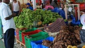La inflación en los precios del sector agrícola varió en 2.32 % con relación al 2016.   Archivo