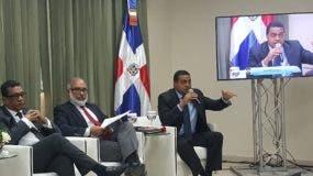 Rubén Maldonado, Persio Maldonado y José P. Monegro.  fuente externa.