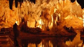 El Parque Nacional Cueva de las Maravillas está ubicado en el paraje Boca del Soco.  Archivo.