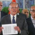 Decisión de Kuczynski  no afectará la relación bilateral.  Archivo
