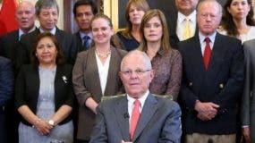 Pedro Pablo Kuczynski deja el poder tras  20 meses de haber llegado a la presidencia de Perú.  AP