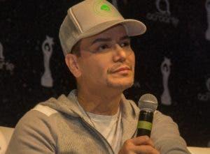 Víctor Manuelle habló del sonido de la  salsa dominicana.