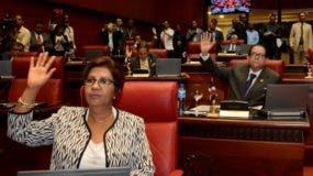 El Senado y la Cámara de Diputados conformaron comisiones para estudiar piezas.  Archivo.