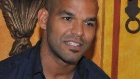El  actor Amaury Nolasco regresó a la TV.