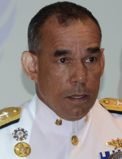 Félix Alburquerque habló a nombre el ministro. José. De León.