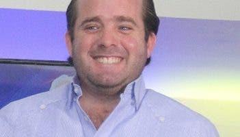 José Ignacio Paliza, dirigente del PRM.  fuente externa
