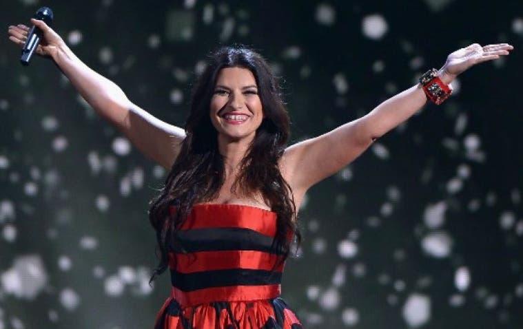 La cantante italiana Laura Pausini sacó nuevo tema.  Archivo